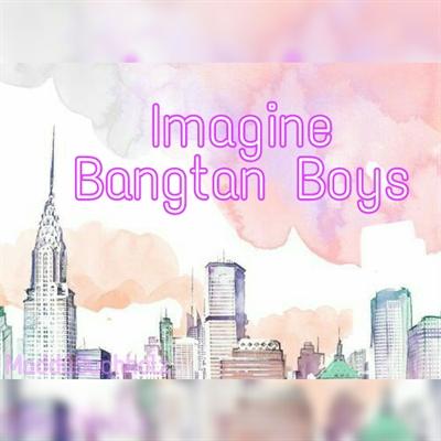 Fanfic / Fanfiction Imagine BTS (interação)