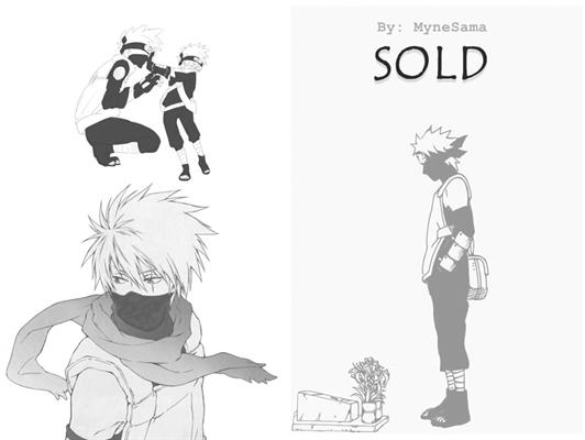 Fanfic / Fanfiction Imagine Kakashi - Sold