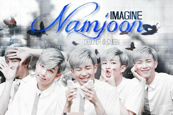 Fanfic / Fanfiction Imagine Namjoon 1 Temp.