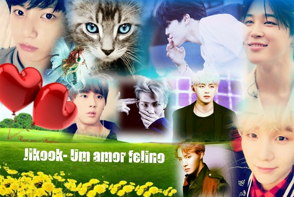 Fanfic / Fanfiction Jikook- Um amor felino