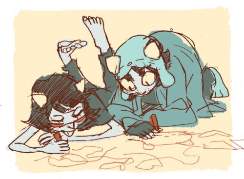 Fanfic / Fanfiction Kittens