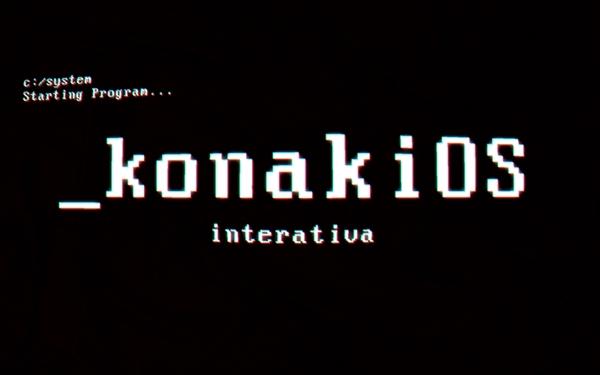 Fanfic / Fanfiction KonakiOS - Interativa