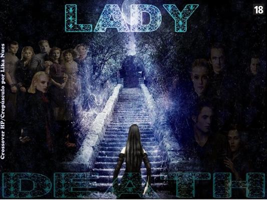 Fanfic / Fanfiction Lady Death