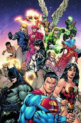Fanfic / Fanfiction Liga da justiça sem limites