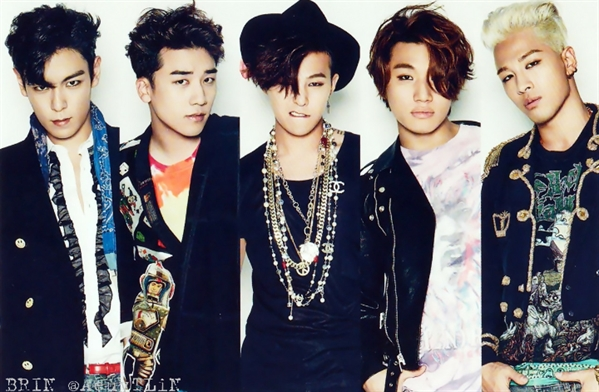 Fanfic / Fanfiction Loser - imagine do G - Dragon