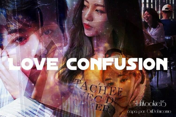 Fanfic / Fanfiction Love Confusion