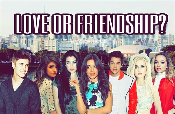 Fanfic / Fanfiction LOVE OR FRIENDSHIP? «CAMREN» (Lauren G!P)
