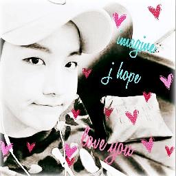 Fanfic / Fanfiction Love you hoseok (j hope)♡☆