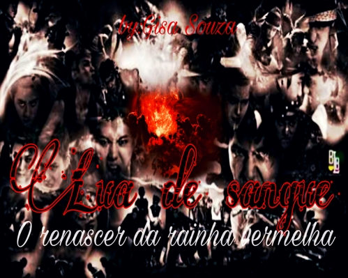 Fanfic / Fanfiction Lua de sangue. O renascer da rainha vermelha. (Long EXO ABO)
