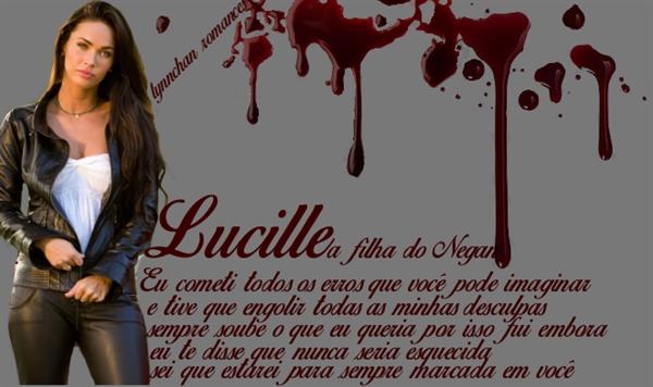 Fanfic / Fanfiction Lucille, a filha do negan