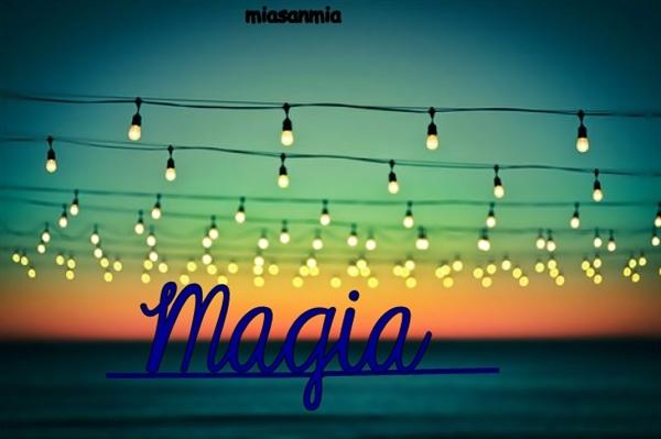 Fanfic / Fanfiction Magia