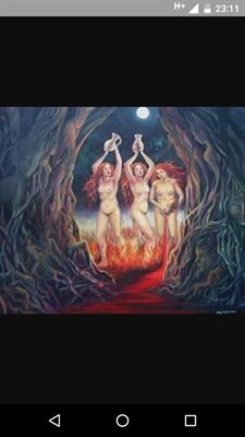 Fanfic / Fanfiction Menstruação de Deus