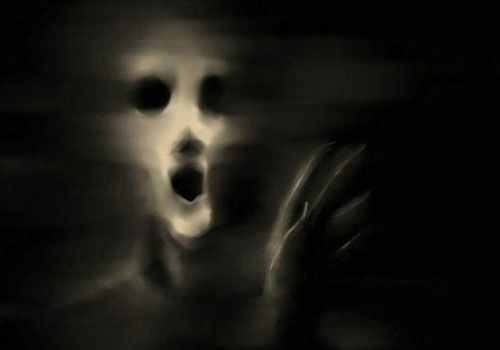 Fanfic / Fanfiction Minha Fantasma?