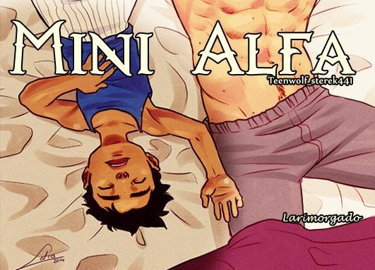 Fanfic / Fanfiction Mini Alfa ○ Sterek