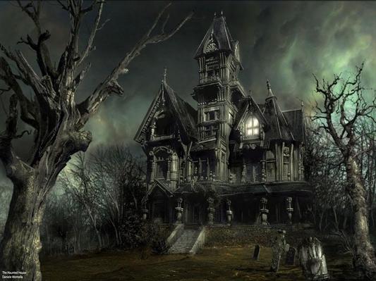 Fanfic / Fanfiction Mistério da mansão (interativa)