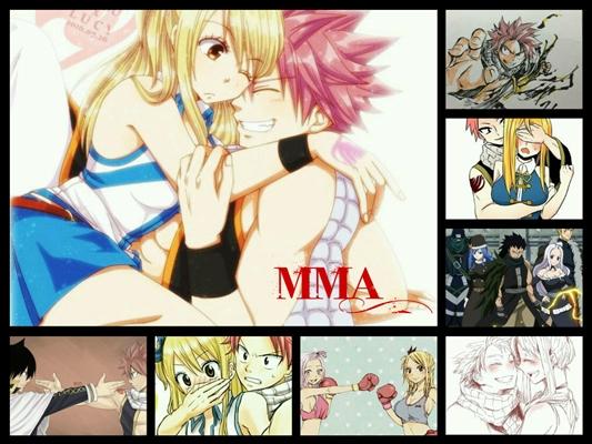 Fanfic / Fanfiction MMA- Loves ( NaLu )