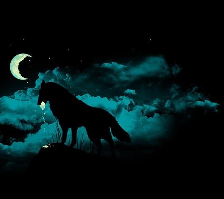 Fanfic / Fanfiction Moon Blood