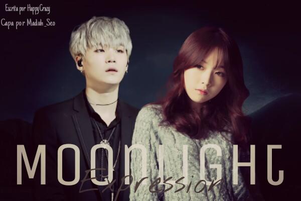 Fanfic / Fanfiction Moonlight Expression ( Imagine Yoongi-Suga BTS) | HIATUS