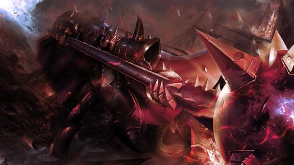 Fanfic / Fanfiction Mordekaiser e sua batalha interior.