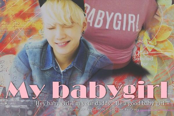 Fanfic / Fanfiction My baby girl~Imagine Yoongi