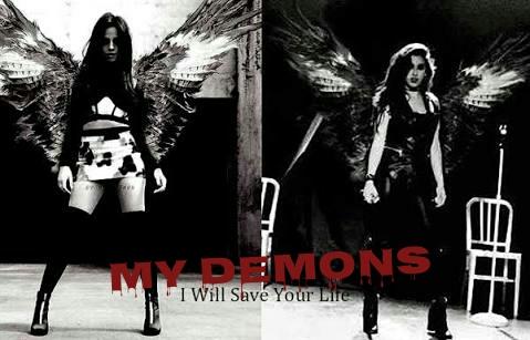 Fanfic / Fanfiction My Demons
