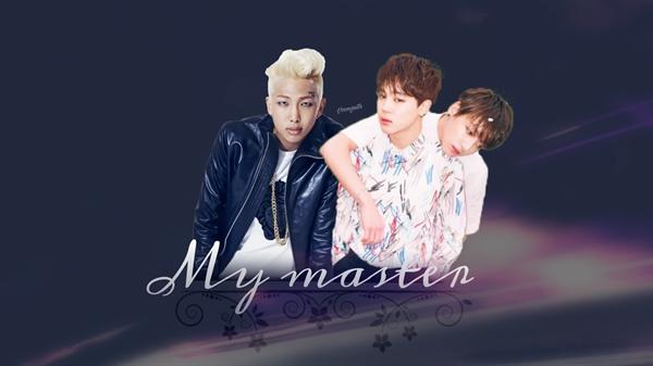 Fanfic / Fanfiction My Master - NamKook