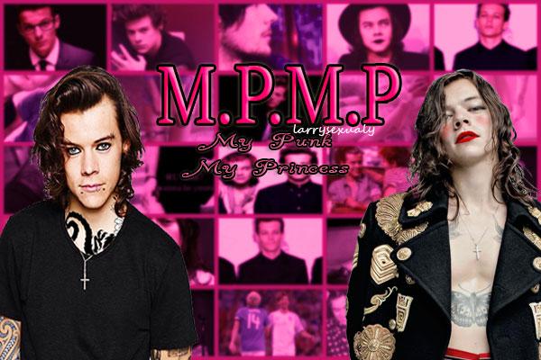 Fanfic / Fanfiction My Punk, My Princess - LS (Punk!Harry)