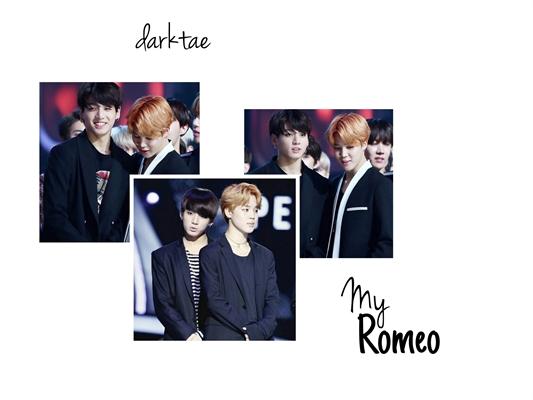 Fanfic / Fanfiction My Romeo • Jikook