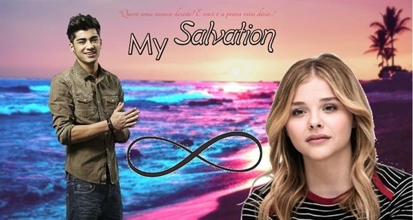Fanfic / Fanfiction My Salvation