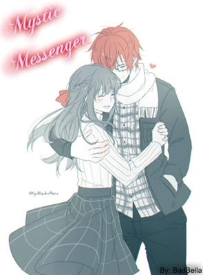 Fanfic / Fanfiction Mystic Messenger: O Teu Sorriso!