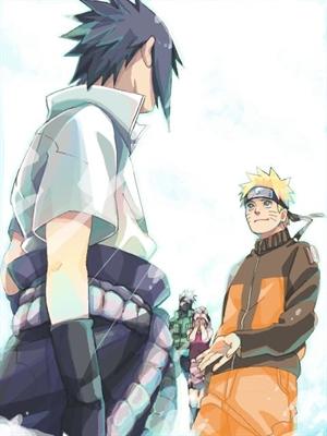 Fanfic / Fanfiction Naruto e Sasuke