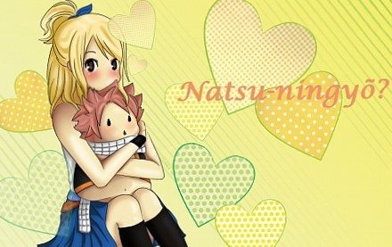 Fanfic / Fanfiction Natsu-ningyõ?