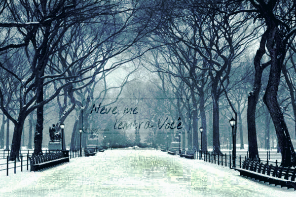 Fanfic / Fanfiction Neve me lembra Você