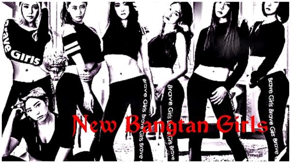 Fanfic / Fanfiction New Bangtan Girls (Interativa)