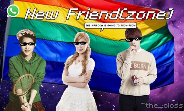Fanfic / Fanfiction New friend(zone)