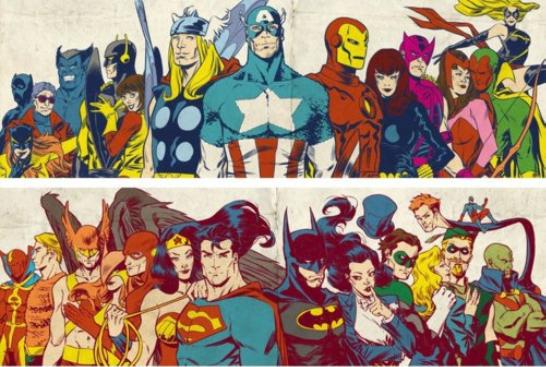 Fanfic / Fanfiction Novos vingadores e nova liga da justiça-interativa
