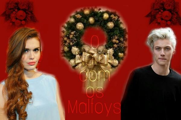 Fanfic / Fanfiction O natal com os Malfoys