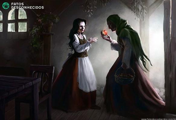 Fanfic / Fanfiction O verdeiro conto de fadas: Branca de Neve