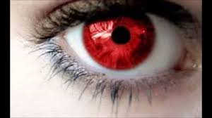 Fanfic / Fanfiction Olhos vermelhos