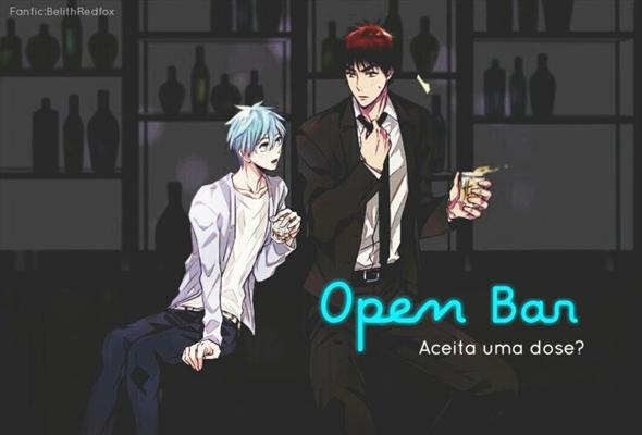 Fanfic / Fanfiction Open Bar