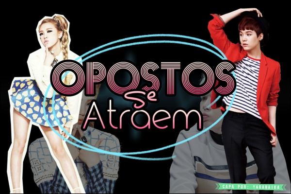Fanfic / Fanfiction Opostos se Atraem - BTS