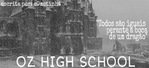 Fanfic / Fanfiction Oz High School