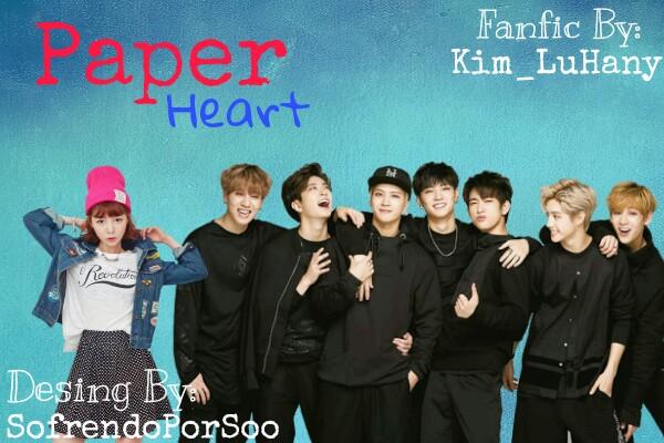 Fanfic / Fanfiction Paper Heart