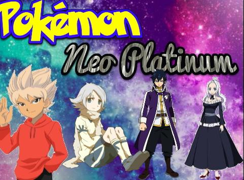 Fanfic / Fanfiction Pokémon Neo Platinum