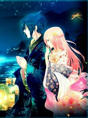 Fanfic / Fanfiction Princesa da água. (Sasusaku)