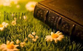Fanfic / Fanfiction Profetas Modernos (Interativa)