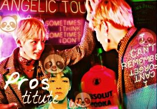 Fanfic / Fanfiction Violet effect ° Taekook°