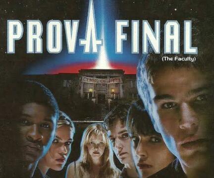 Fanfic / Fanfiction Prova Final