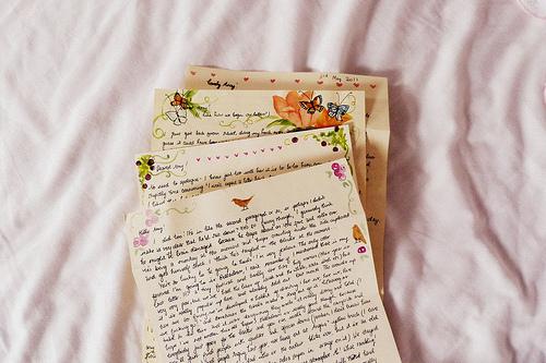 Fanfic / Fanfiction Querido diário