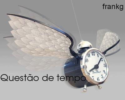 Fanfic / Fanfiction Questão de Tempo